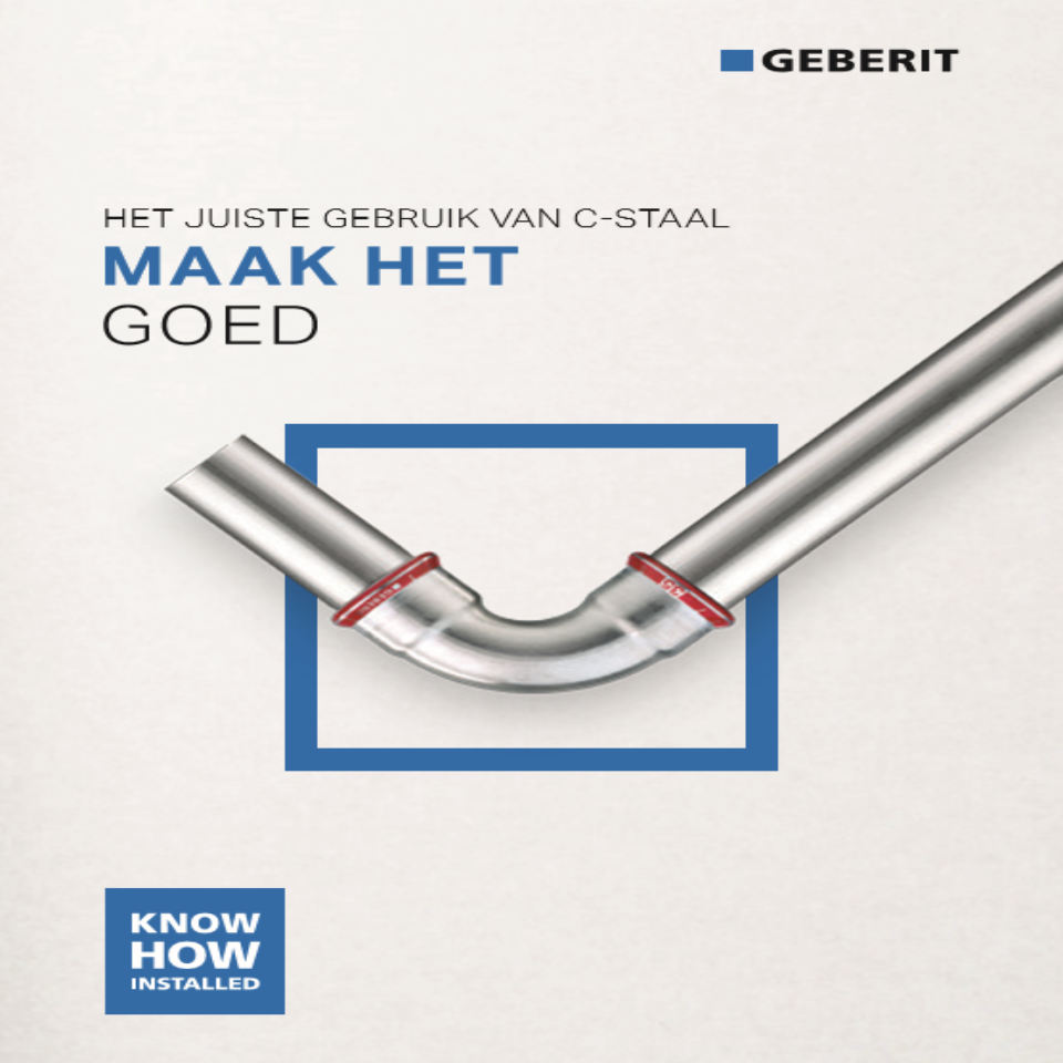 Geberit Mapress